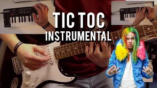 6IX9INE ft. LIL BABY - TIC TOC (Instrumental)