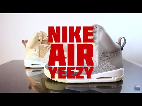 NIKE AIR YEEZY REVIEW