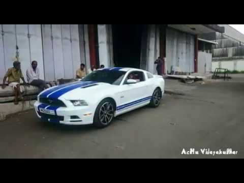 Muscle Cars In Kerala Compilation Youtube