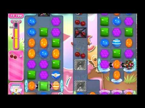 Candy Crush Saga Level 2250 - NO BOOSTERS