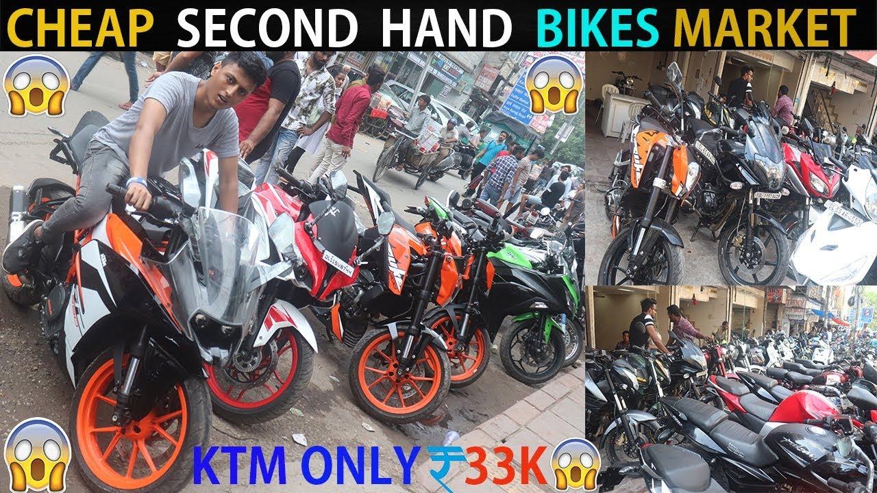 KTM JUST 30K RS | SECOND HAND BIKES MARKET | BIKES IN CHEAP PRICE| KTM |  PULSAR | FZ | BULLET