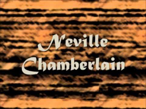 "Masaki Hirano ""Neville Chamberlain"""