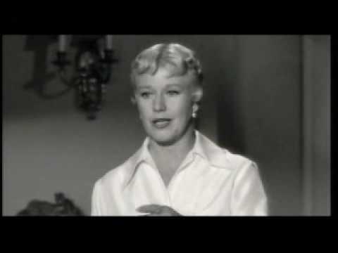 Ginger Rogers on The Life & Men TIGHT SPOT (1955)