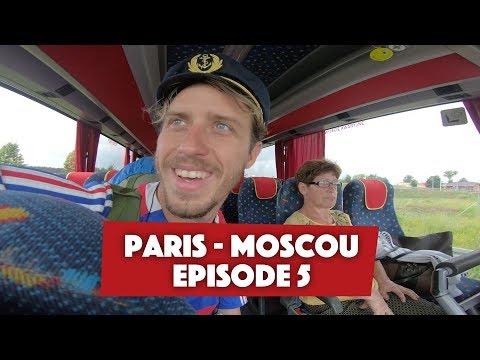 #05 BIELORUSSIE OU LITUANIE ? ⚽️AUTOSTOP DIRECTION MOSCOU
