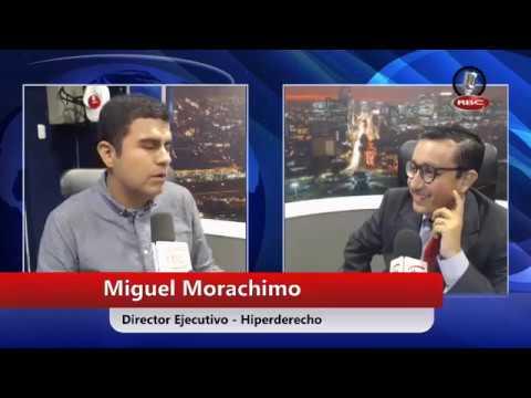 Entrevista en Ideele Radio sobre Facebook y Cambridge Analytica