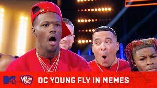 Top 31 Times DC Young Fly Went H•A•M 😂 (In Memes) | Wild