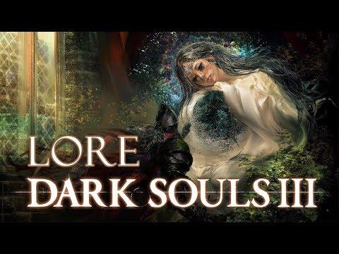 Dark Souls 3 Lore | Filianore y el decreto de Gwyn