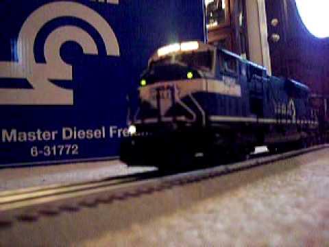 New Lionel Conrail Set SD 80 lionmaster legacy under tmcc