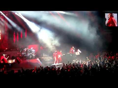 Slipknot - Sic + Intro HD (LIVE Clarkston, MI)