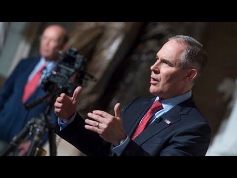 Climate Scientist Slams Pruitt for Distorting Science of Global Warming