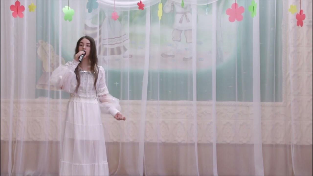 Юрусова Арина, г.Гомель, Беларусь (12-14 лет) - Вокальное творчество, Эстрадный вокал