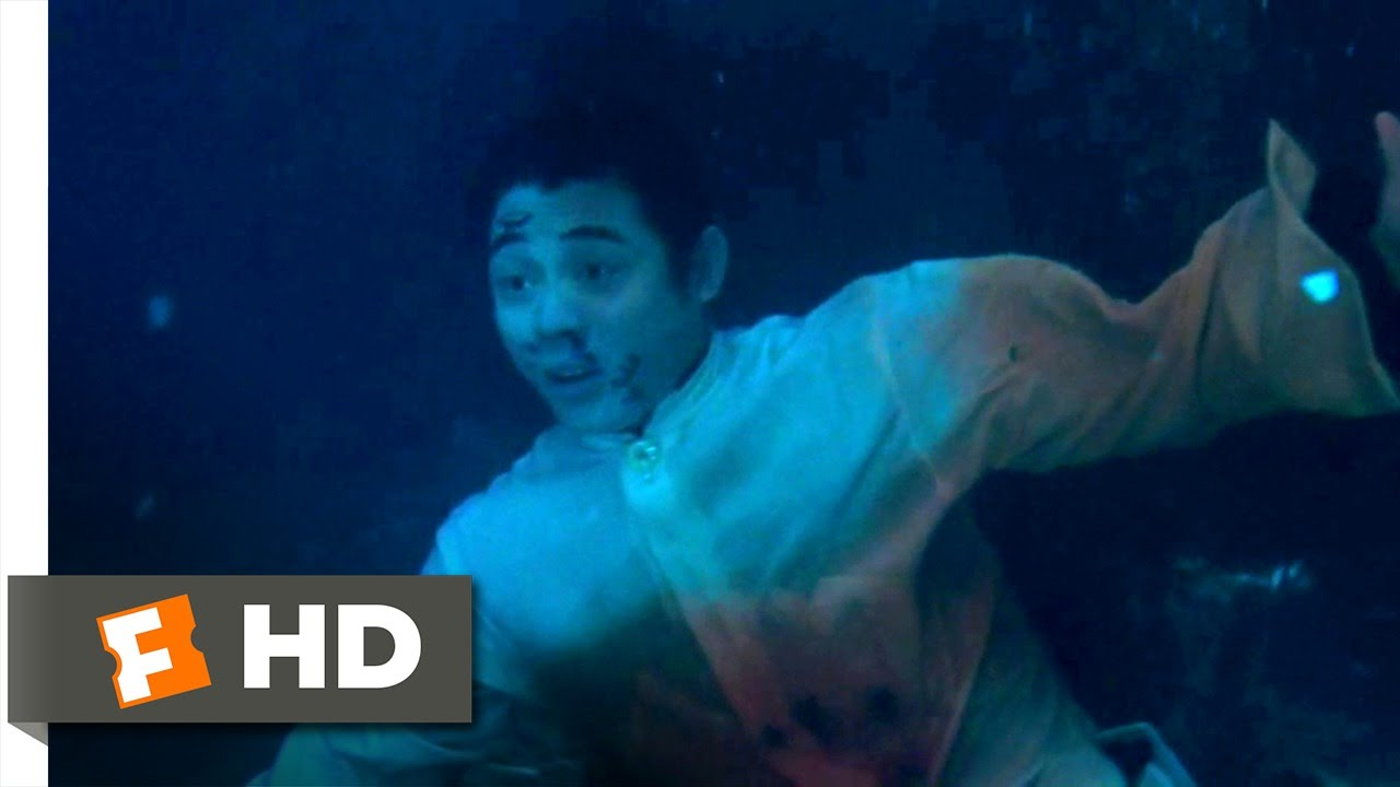 Lethal Weapon 4 4 5 Movie Clip A Watery End 1998 Hd Youtube