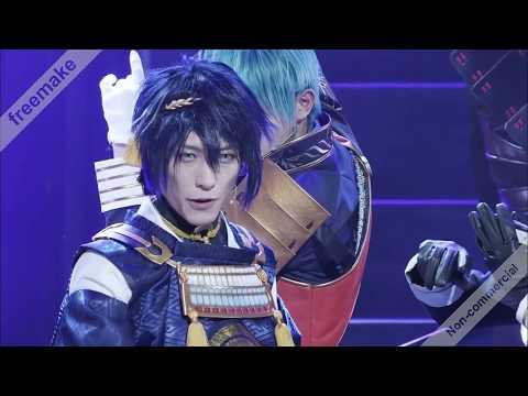 Touken Ranbu Stage Play Opening