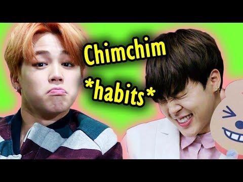 BTS Jimin's habits