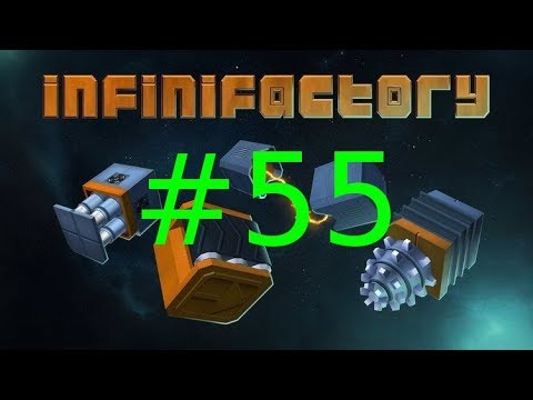 Let's Play Infinifactory #55 | FIRE-CONTROL SYSTEM