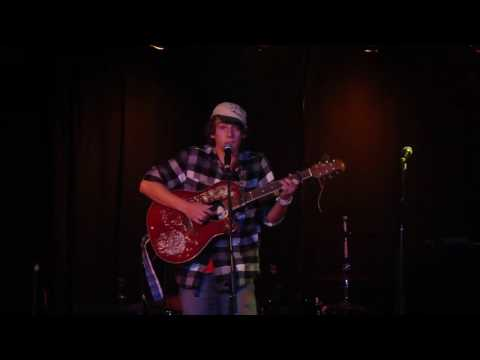 Jacob Mahon 1st place winner (Live at Beaner's) in Duluth, MN