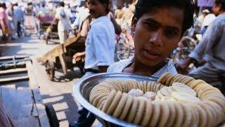 Мастер класс индийской кухни .Три блюда за пять минут .