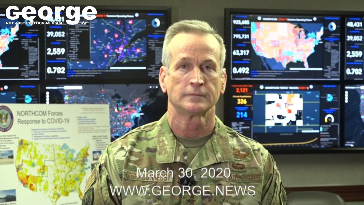 General Terrence J. O'Shaughnessy gives an interview to Fox and Friends, March 30, 2002