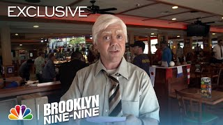 Brooklyn Nine-Nine - Fans Ask Joe: Terry's Love for Yogurt (Digital Exclusive)