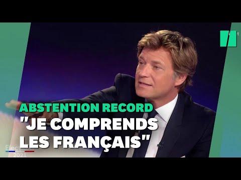 Lors du débat sur les régionales, Laurent Delahousse n'a pas caché son agacement