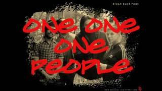 Video One Tribe Lyrics - Black Eyed Peas download MP3, 3GP, MP4, WEBM, AVI, FLV Juli 2018