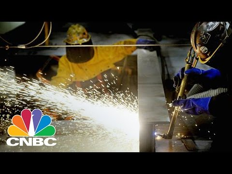 Steelworkers Union Leader: Grateful For Donald Trump Saving 800 Jobs | CNBC