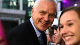 Life of Crime: Tim Robbins Signing Autographs and Fashion Shots at the TIFF Premiere