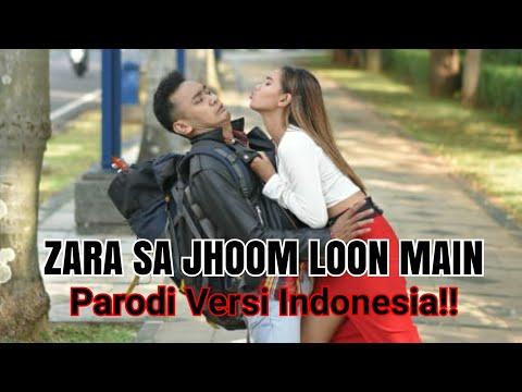 Zara Sa Jhoom Loon Main PARODI Versi Indonesia - Vina Fan || DDLJ SRK Kajol