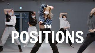 Ariana Grande - positions / Woonha Park Choreography