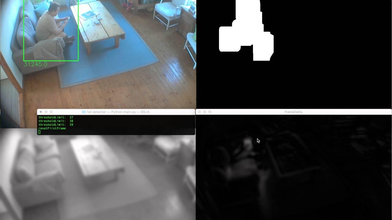 Fall detector | Hackaday io
