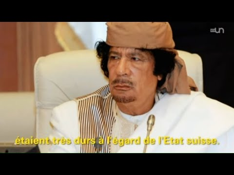 La vengeance des Kadhafi - Tripoli : La vengeance du clan