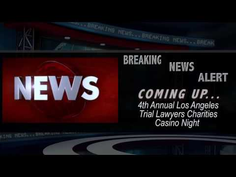 Los Angeles Trial Lawyers Charities Casino Night 2017- www.LATLC.ORG-