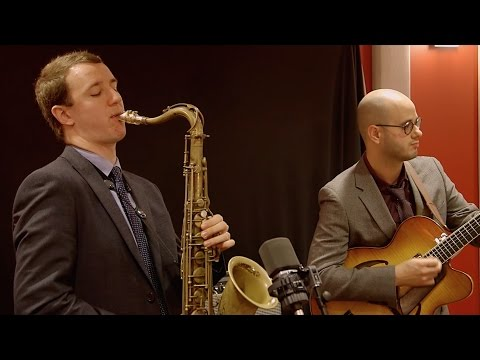 Peter and Will Anderson Trio 'These Foolish Things Remind Me of You' | Live Studio Session