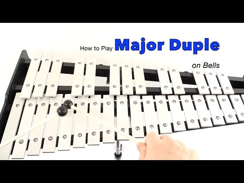 BELLS:  How to Play Major Duple