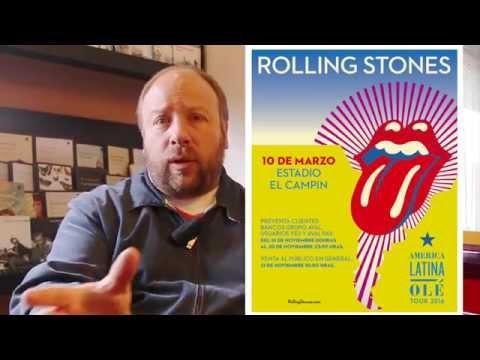 The Rolling Stones En Bogotá