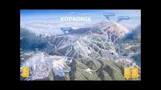 видео Отдых в Сербии — Горнолыжный Курорт Копаоник