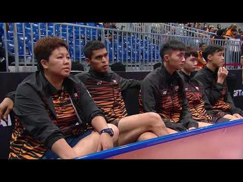 KL2017 29th SEA Games   Table Tennis - Men's Teams - 3rd Grouping
