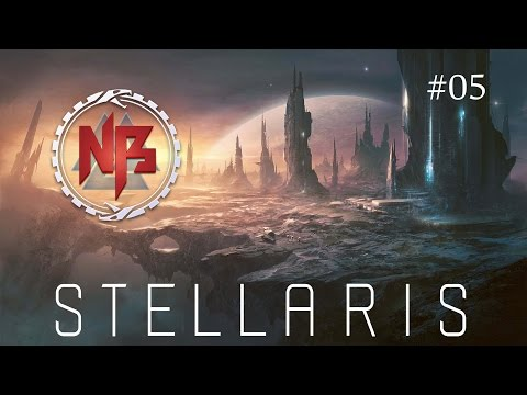 Stellaris - Bax Technocracy - War  #05
