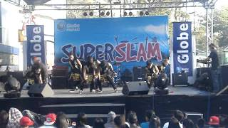 "HOY PINOY ""HP"" |  globe dance showdown | BAGUIO CITY 2K12"