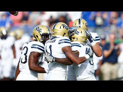 HIGHLIGHTS: Darrin Hall Carries Pittsburgh to a Win Over Duke | Stadium