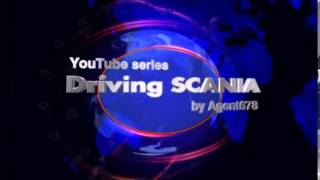 "Announcement series ""Driving SCANIA"" by Agent678"