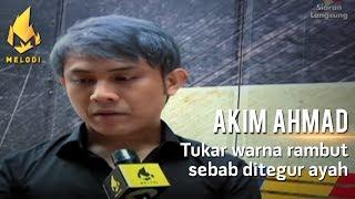 Video Akim Ahmad | Tukar Warna Sebab Ayah Tegur | Melodi download MP3, 3GP, MP4, WEBM, AVI, FLV Agustus 2017