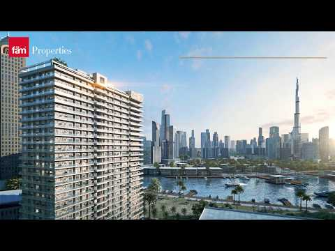 Elite Business Bay Apartments Dubai - Waterfront Living