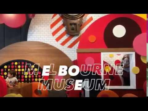 Melbourne Museum Children gallery