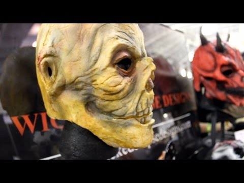 Mike on the Mic at Collective Con 2015: Wicked Corpse Designs