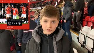 Manchester United v Colchester United | Match Day Vlog | Carabao Cup Quarter-Final | 18.12.2019