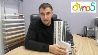 Металлопластиковые окна Rehau 70 - компания ОКна 5. Пластиковые окна Рехау 70 в Киеве - обзор ОКна 5