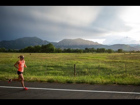 Ironman World Champ Mirinda Carfrae Training in Boulder | In the Details – Prizm Road