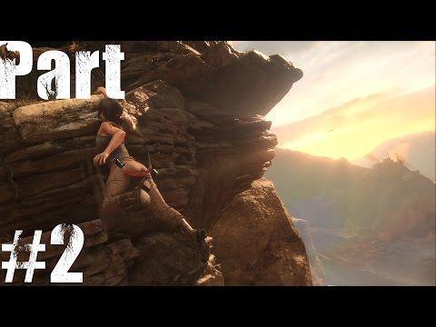 Rise of the Tomb Raider Walkthrough Gameplay Part 2 [SYRIA]