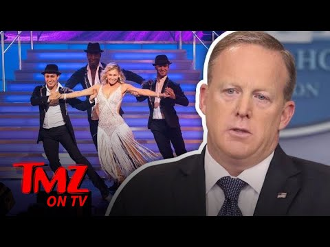 Sean Spicer Turns Down 'Dancing With The Stars' | TMZ TV